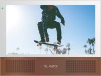 Видеодомофон Slinex Sonik 7 (белый) -