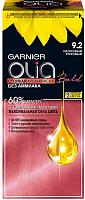Крем-краска для волос Garnier Olia 9.2 (неоновый розовый) -