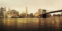 Фотообои Citydecor Бруклинский мост 2 (500x254) -