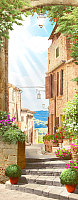 Фотообои Citydecor Фреска Италия 2 (100x254) -