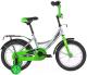 Детский велосипед Novatrack Vector 143VECTOR.SL20 -