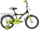 Детский велосипед Novatrack Astra 143ASTRA.BK20 -