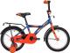 Детский велосипед Novatrack Astra 143ASTRA.BL20 -