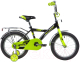 Детский велосипед Novatrack Astra 163ASTRA.BK20 -