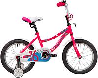 Детский велосипед Novatrack Neptune 163NEPTUNE.PN20 -