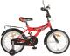 Детский велосипед Novatrack Turbo 167TURBO.RD20 -