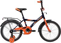 Детский велосипед Novatrack Astra 183ASTRA.BL20 -