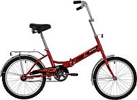 Детский велосипед Novatrack TG-20 20FTG201.RD20 -