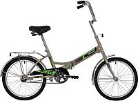 Велосипед Novatrack TG-30 20FTG301.GR20 -