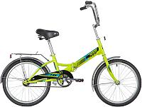 Детский велосипед Novatrack TG-20 20FTG201.GN20 -