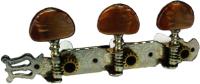 Набор колков для гитары Sonata NA-003-CR -