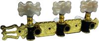 Набор колков для гитары Sonata NC-004-GD -