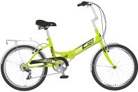 Детский велосипед Novatrack TG-30 20FTG306PV.GN20 -