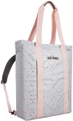 Сумка Tatonka Grip Bag / 1631.059 (серый конфетти)