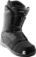 Ботинки для сноуборда Nidecker Ranger Black 2019-20 (р.11) -