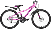 Велосипед Novatrack Katrina 24AHD.KATRINA.12GPN20 -