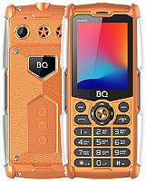 Мобильный телефон BQ Hammer BQ-2449 (оранжевый) -