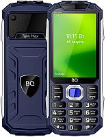 Мобильный телефон BQ Tank Max BQ-3586 (синий) -