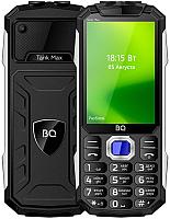Мобильный телефон BQ Tank Max BQ-3586 (черный) -