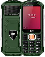 Мобильный телефон BQ Tank Quattro Power BQ-2817 (зеленый) -