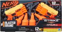 Набор игрушечного оружия Hasbro Альфа Страйк Фанг QS4 / E7563 -