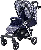 Детская прогулочная коляска Rant Elen (Stars Blue) -
