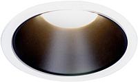 Точечный светильник Ambrella MR16 TN118 WH/BK -