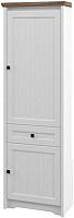 Шкаф Мебель-Неман Тиволи МН-035-06 (белый структурный/дуб стирлинг) -
