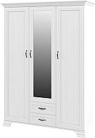 Шкаф Мебель-Неман Юнона МН-132-03 (белый текстурный) -