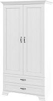 Шкаф Мебель-Неман Юнона МН-132-05 (белый текстурный) -