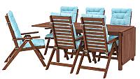 Комплект садовой мебели Ikea Эпларо 792.897.29 -