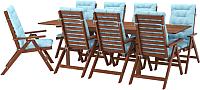 Комплект садовой мебели Ikea Эпларо 792.897.53 -