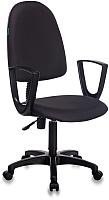 Кресло офисное Бюрократ Престиж+ 15-21 CH-1300N (черный) -