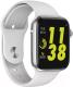 Умные часы JET Sport SW-4C (серебристый) -