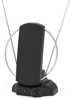 Цифровая антенна для тв Ritmix RTA-109 AV антенна ritmix rta 101 av black