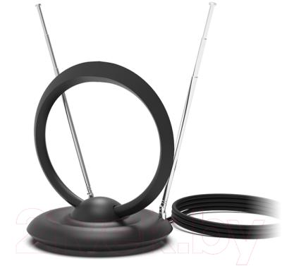 Цифровая антенна для тв Ritmix RTA-111 AV антенна ritmix rta 101 av black