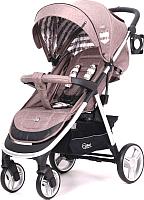 Детская прогулочная коляска Rant Caspia Trends (Lines Brown) -