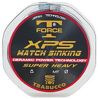 Леска монофильная Trabucco T-Force Xps Match-Sinking 0.25мм 150м / 053-85-250 -