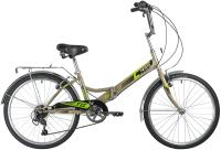 Детский велосипед Novatrack TG 24FTG6SV.GR20 -