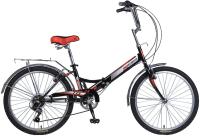 Детский велосипед Novatrack TG 24FTG6SV.BK20 -