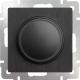 Диммер Werkel WL04-DM600 / a046597 (графит рифленый) -