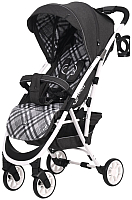 Детская прогулочная коляска Rant Largo Trends / RA054 (Scotland Grey) -