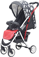 Детская прогулочная коляска Rant Largo / RA054 (Stars Graphite) -