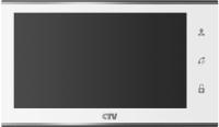 Видеодомофон CTV M4707IP (белый) -