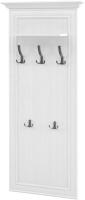 Вешалка для одежды Мебель-Неман Юнона МН-132-32 (белый текстурный) -