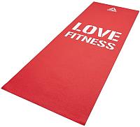 Коврик для йоги и фитнеса Reebok Love RAMT-11024RDL -