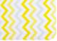 Простыня детская Martoo Comfy-3 / СM3-1-YGZ  (желтый/серый, зигзаг) -