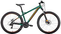Велосипед Forward Quadro 27.5 2.0 Disc 2020 / RBKW0M67R010 (17, зеленый матовый) -