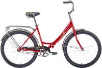 Велосипед Forward Sevilla 26 1.0 2020 / RBKW0RN61007 (18.5, красный/белый) -