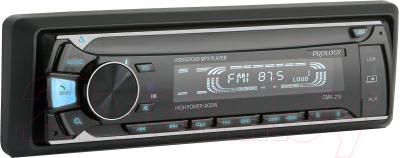 Бездисковая автомагнитола Prology CMX-210